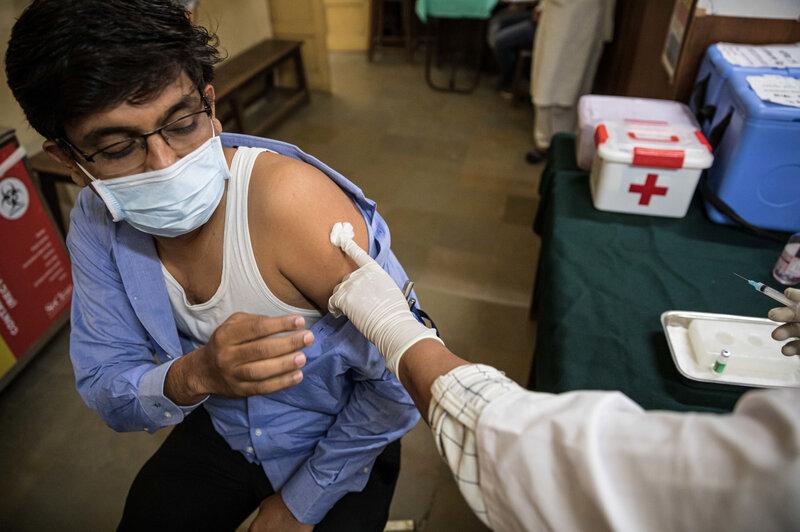 forced covid-19 vaccine india