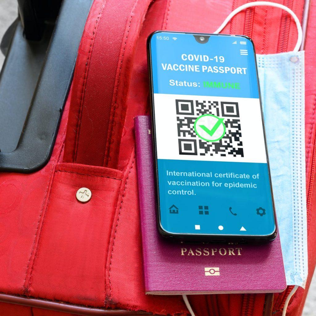 covid passport uk
