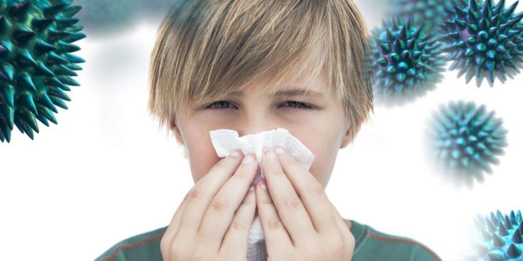 children will have weakened immune systems